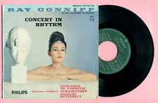 DISQUE : RAY CONNIFF - CONCERT IN RHYTHM N° 13 - CONCERTO DE VARSOVIE + 3