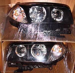 BMW Brand E83 X3 2004-2006 OEM Genuine EURO Clear Corner Halogen Headlights NEW
