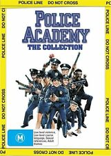 Police Academy And Siren - Collection (DVD, 2014, 7-Disc Set)