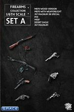 1/6 scale Fire Arms Collection set a ZC world nuevo en stock