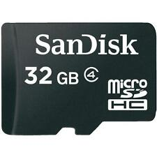 SanDisk Micro SD Micro SDHC TF Card 32GB 32G Class 4 Memory Card -A
