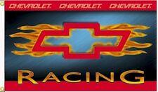 Chevrolet Chevy RV NASCAR Toy Box Trailer Flag #R-0033