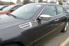 Chrysler 300 fender vent port hole chrome universal 2011-2015