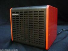 Rarissima radio cubo mivar vintage anni 70 r57 r 57 radio var sas milano