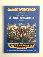 GAMES WORKSHOP THE NORTH AMERICAN CITADEL MINIATURES CATALOG WARHAMMER 40,000