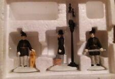 Dept 56 Heritage Village Constables (Set of 3) 5579-4