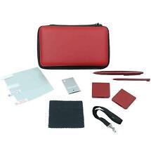 Nintendo DSI XL Crown 9IN1 STARTER KIT Starterset Schutzhülle Stift Tuch Tasche