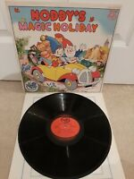"Noddy's Magic Holiday Vinyl 12"" LP MFP 50109 1974"