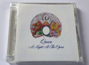 Queen : A Night at the Opera 2011 Island Digital Remaster CD Album - EXCELLENT