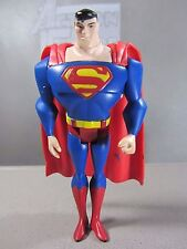 "SUPERMAN JLU 4.5"" Action Figure Toy DC Comics Universe Super Hero Man of Steel"