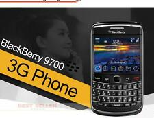 Blackberry 9700 Bold Mobile Phone BB 9700 2G GSM 3G WCDMA QWERTY Keyboard 3.2MP