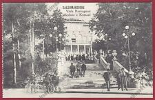 PARMA SALSOMAGGIORE TERME 217 KURSAAL Cartolina