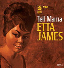 """Etta James - Tell Mama 180G LP REISSUE NEW MONO Muscle Shoals """"must have"""""""
