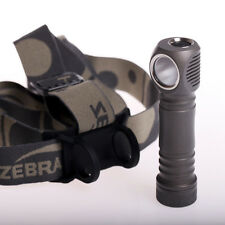 ZebraLight H600Fw Mk III XHP35 Floody Neutral White 18650 Headlamp