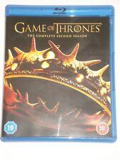 Game of Thrones Staffel 2 Blu Ray mit deutschem Ton
