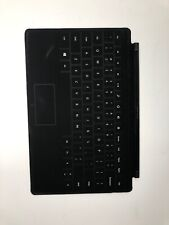 Microsoft Surface Tablet Touch Cover - N1364 Z396 RT/2/PRO/PRO2 Black Untested