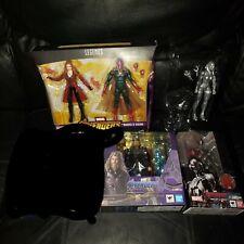 Marvel Legends & BANDAI LOT