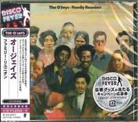 O'JAYS-FAMILY REUNION-JAPAN CD BONUS TRACK Ltd/Ed B63