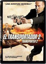 Películas en DVD y Blu-ray transporte DVD