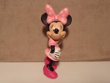 """New listing Disney Minnie Mouse Figure Cake Topper 3.5"""" Toy Mickey Club (Dis67)"""