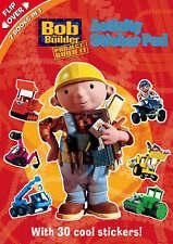 Bob the Builder: Activity Sticker Pad (Flipover Activity Pads), , 1405230177, Ne