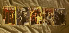 Who Are The Mystery Men 1-5 Complete Set 1 2 3 4 5 Marvel Comics (Wm02)