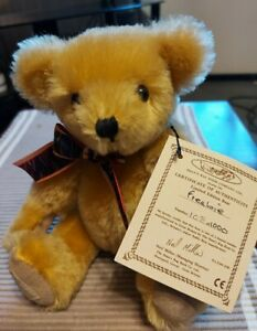 """Deans Rag Book Company Freebie Rare Ltd 108/1000 9"""" Tall Fully Jointed & Tagged"""