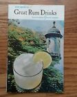 Vintage+Great+Rum+Drinks+Recipes+Barguide+Booklet+Drinks+L%40%40K+Puerto+Rico