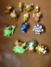 MOSHI MONSTERS MOSHLING FIGURES X 13  RARES HALLOWEEN GLOW IN THE DARK