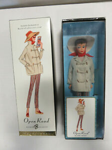 """OPEN ROAD BARBIE Gold Label Collector Exclusive 12"""" Doll Mattel NIB!"""