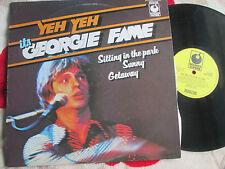 Georgie Fame – Yeh, Yeh It's Georgie Fame Sounds Superb SPR90066 UK LP Album