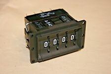 4-Digit BCD Thumbwheel Switch (101-274)