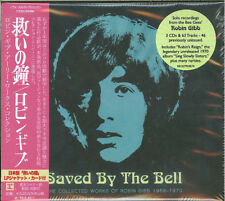 ROBIN GIBB-SAVED BY THE BELL: THE COLLECTED WORKS OF ROBIN...-JAPAN 3 CD H40