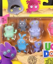 Hasbro 9 Mini Ugly Dolls Super Soft Fuzzy Collectibles & Surprise NEW 'SANITIZED