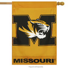 "University of Missouri Tigers House Flag Mizzou NCAA Licensed 28"" x 40"""