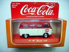SOLIDO 1/43 - COMBI VW 1966 - COCA COLA