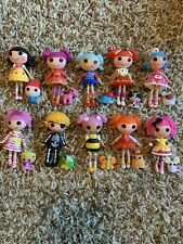 Lalaloopsy Mini Dolls with Accessories