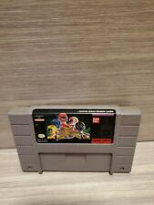 Super Nintendo SNES Mighty Morphin Power Rangers