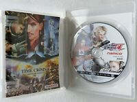 Time Crisis 4 PS3 NAMCO Sony Playstation 3 From Japan