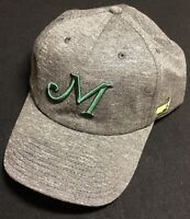 2021 Masters Augusta National Dark Gray Clubhouse Men's Hat Golf Cap 🔥 ⛳️