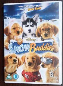 SNOW BUDDIES (DISNEY CLASSIC CHRISTMAS MOVIE DVD, 2008) PERFECT CHILDREN`S GIFT