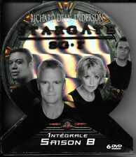 COFFRET 6 DVD ZONE 2--SERIE TV--STARGATE - INTEGRALE SAISON 8