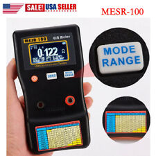 Mesr 100 V2 Esr Capacitor Tester Meter 0001 To 100r Auto Ranging In Circuit Us