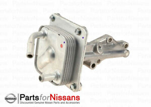 Genuine Nissan 2008-2015 Rogue Engine Oil Cooler NEW OEM
