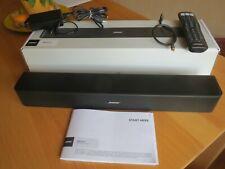 Bose Solo 5 Soundbar TV Soundsystem - Schwarz Gebraucht