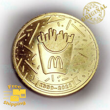 McDonald's COIN - 30 years in Russia - token LIMITED EDITION Maccoin