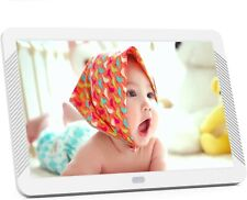 8 Inch Digital Photo Frame with 1920x1080 IPS Screen, Digital Picture Frame Supp