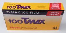 Kodak TMAX 100 boite de 5 films en 120, utilisable jusqu'à juin 2019