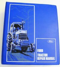 Vintage Ford Tractor Repair Service Manual  # SE 3660 1977