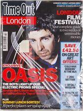 Oasis Noel Gallagher on U2's Bono London Film Festival 2008 Time Out magazine UK